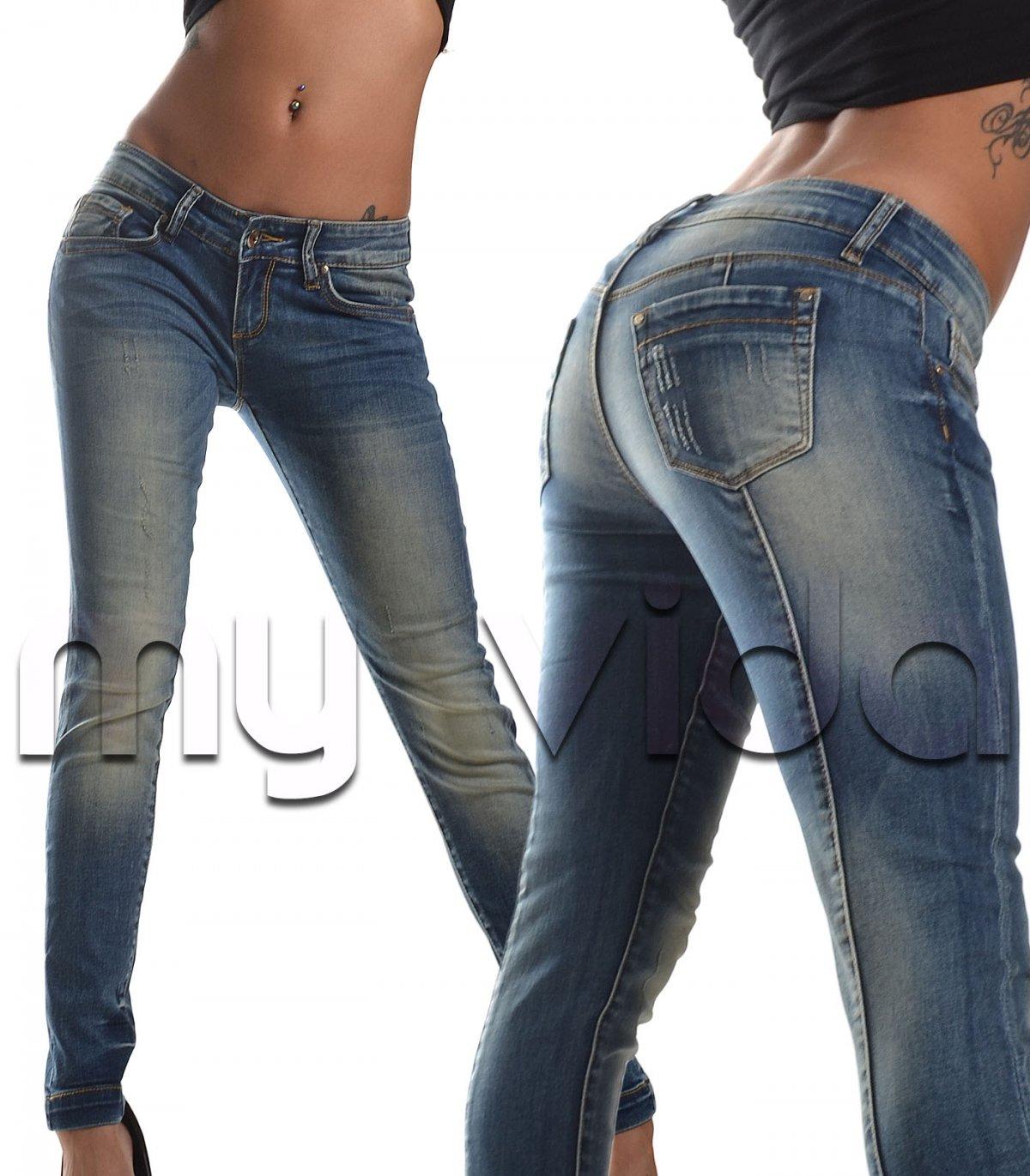 Jeans Donna Elasticizzato casual   My Vida