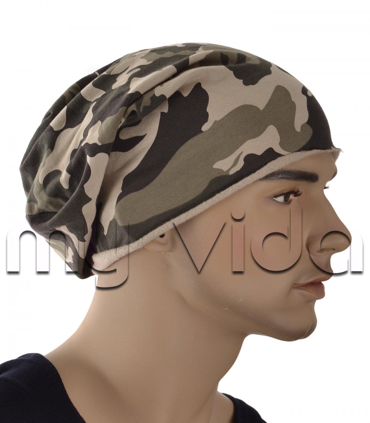 Cappello cappelletto bisex mimetico camouflage  30211046196c