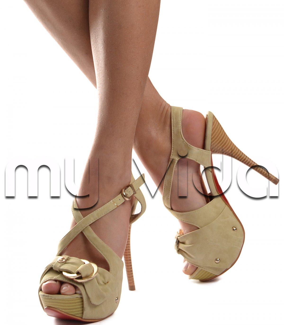 88e9e6b046 Scarpe donna sandali tacco alto | My Vida