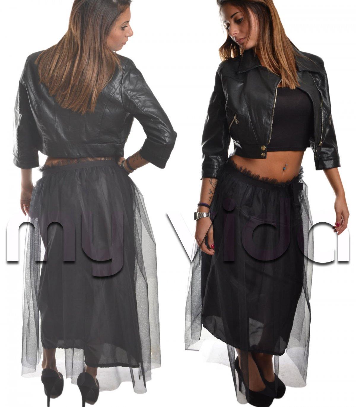 huge discount e0563 84634 Gonna tulle donna Rock skirt moda | My Vida