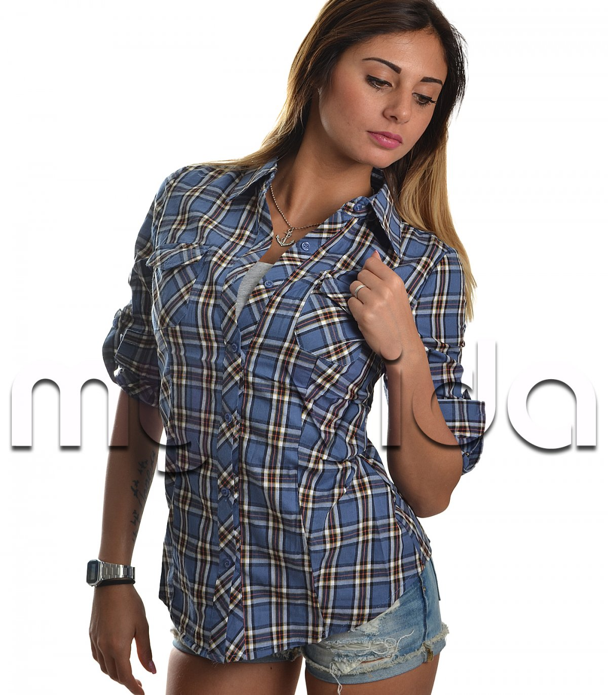 molto carino d5a12 12d3d Camicia sexy donna | My Vida