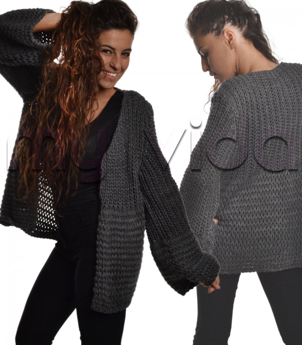 Pullover coprispalle invernale donna | My Vida