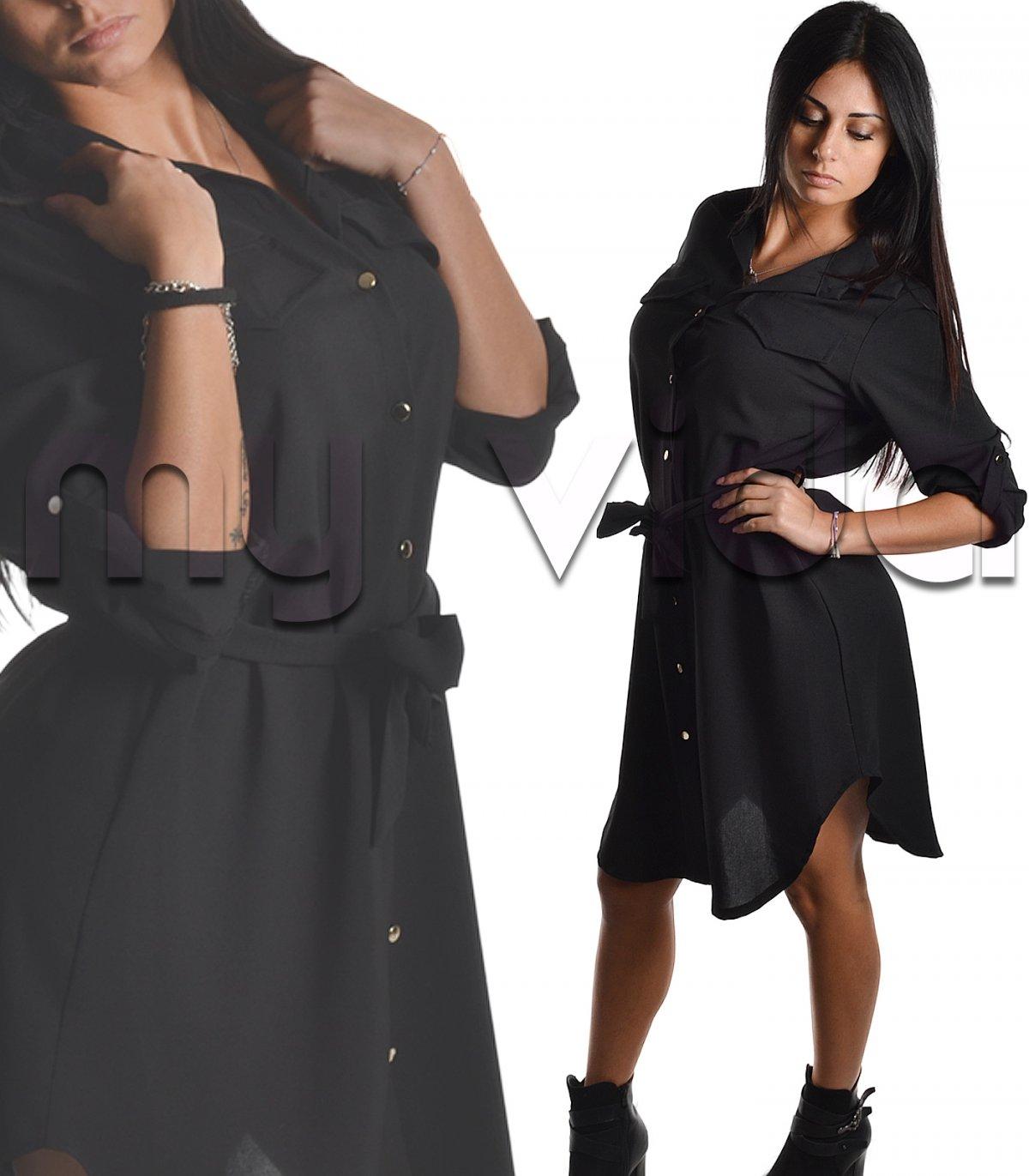 finest selection 73618 ddbd0 Mini abito camicia donna | My Vida