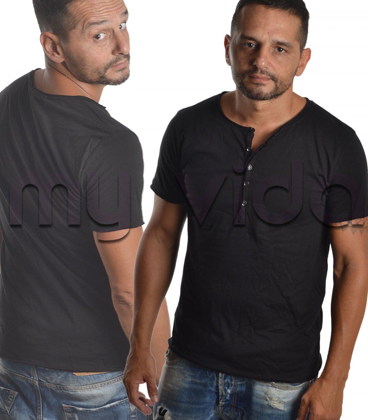 Maglietta Uomo Maglia Vida T BottoniMy Shirt ED9eHIbW2Y