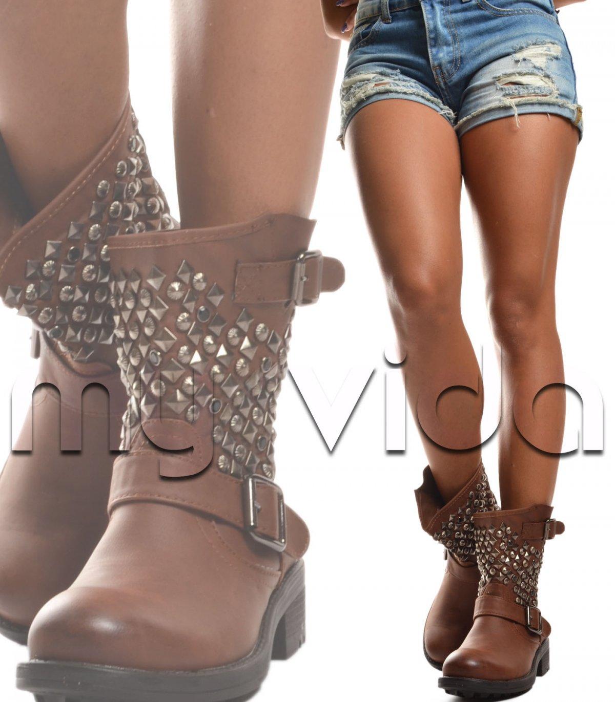 Stivali donna fibie | My Vida