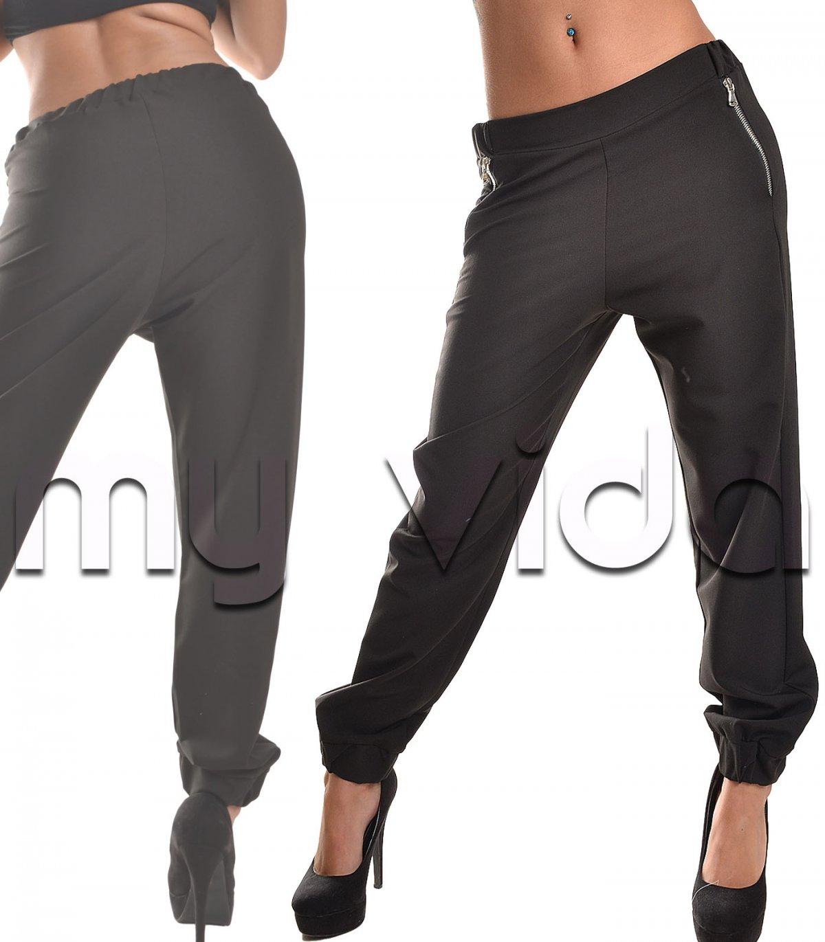 Pantaloni Con Donna Pantaloni Donna Con Elastici Elastici Pantaloni qVpMzSUG